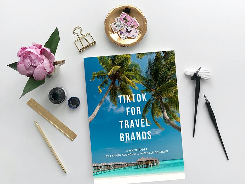 tiktok for travel brands white paper